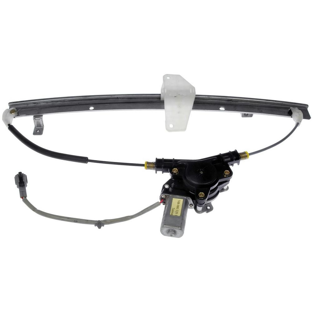 2013 nissan pathfinder passenger window motor