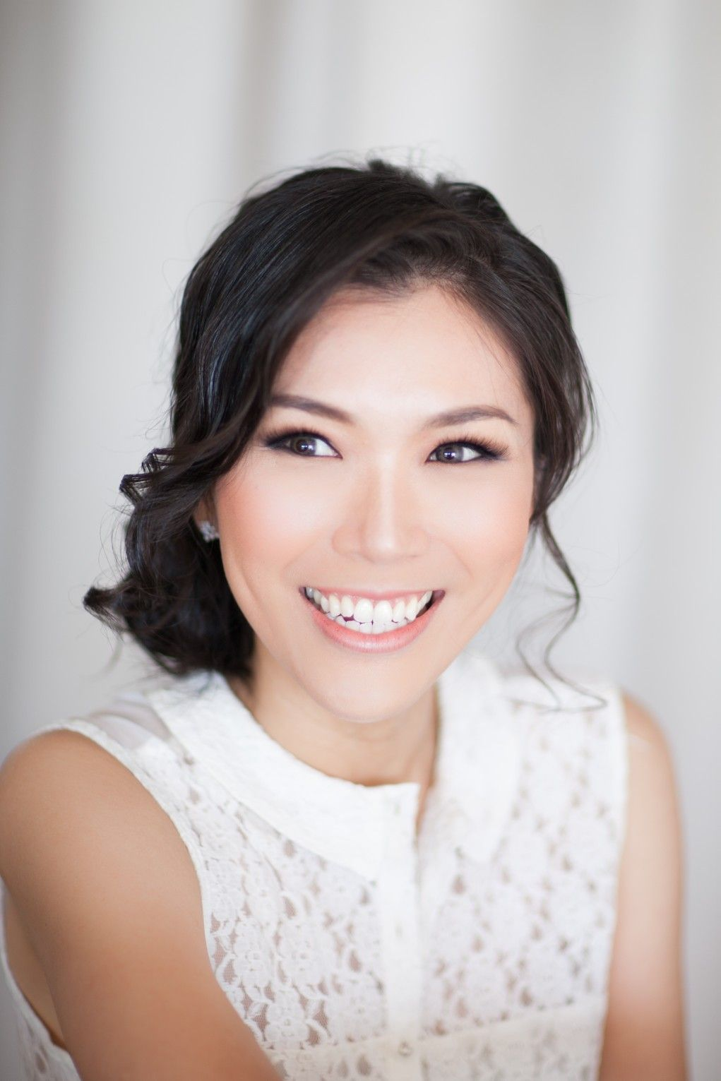 Amy Chan Indonesian Makeup Artist based in Sydney Asian