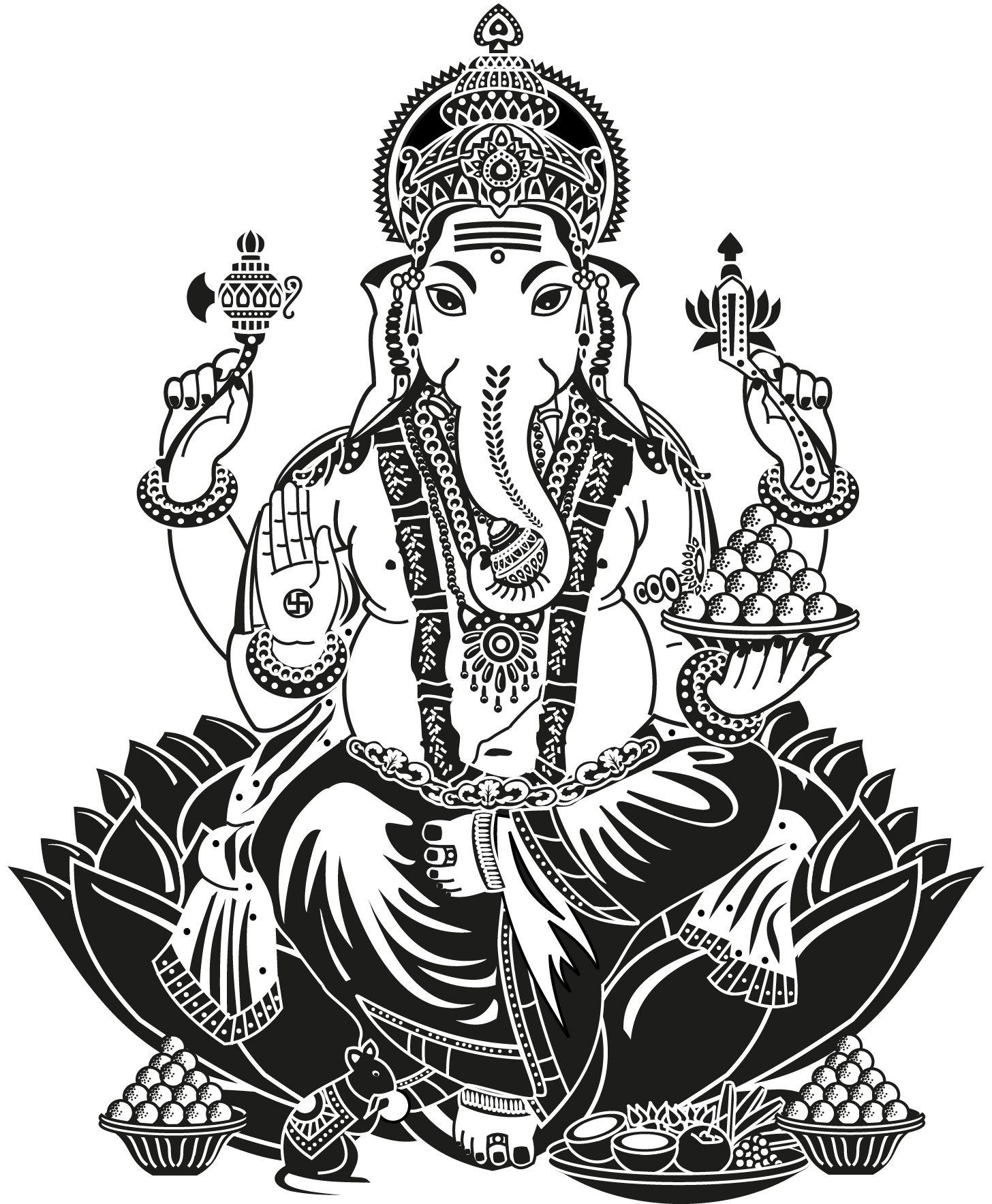 Ganesha and kubera story ganesha teaching lesson to kubera buddha dance indian hinduism wall sticker home decor wall decal elephant ganesh buddhism india indian namaste buddha om yoga god buycottarizona Images