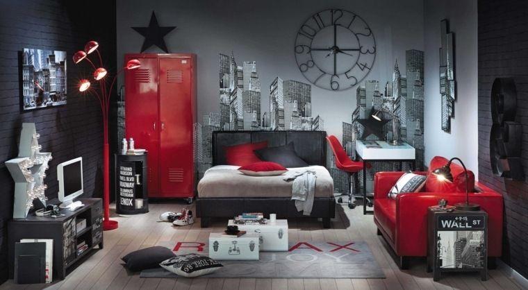 Meuble Tv Bibliotheque Design En 50 Idees Inspirantes Chambre