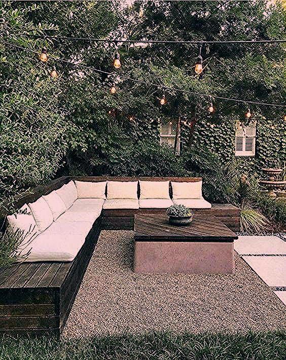 17 Hinterhof-Gestaltungsideen, die es wert sind, diesen Frühling nachgebildet zu werden