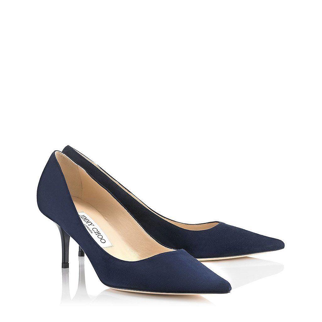 Sophisticated Kitten Heels | Low heel