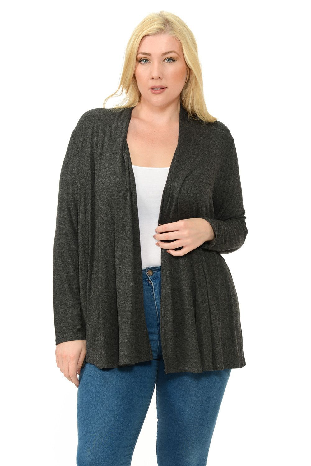 971cd7623e82 Wrap up with this cardigan for style with any outfit. Pair it with any top  along with some skinny jeans for a complete casual look.