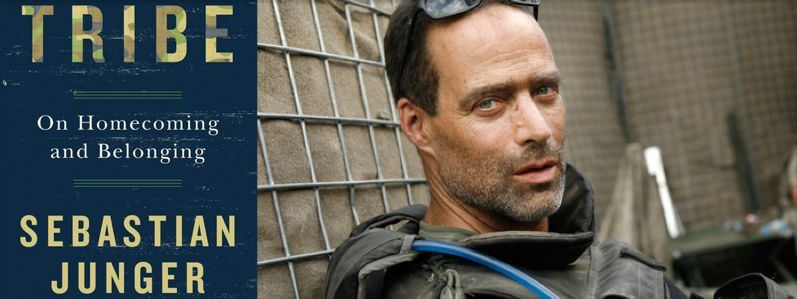 Book Review: TRIBE by Sebastian Junger