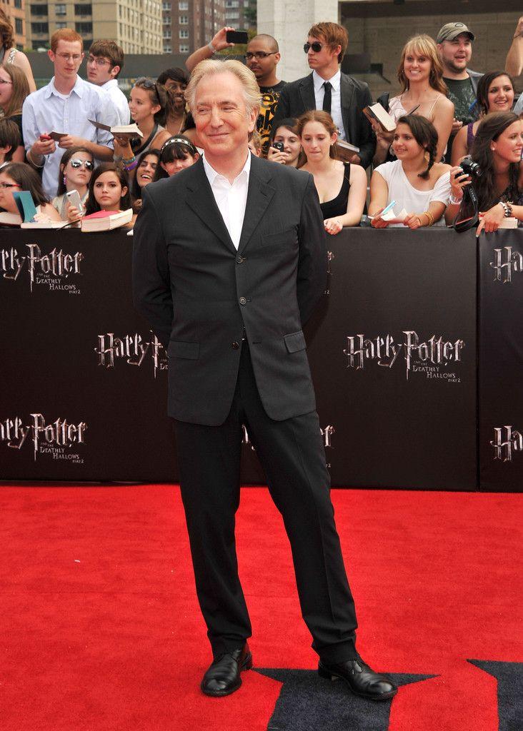 Alan Rickman Photostream Alan Rickman Harry Potter Alan Rickman Alan