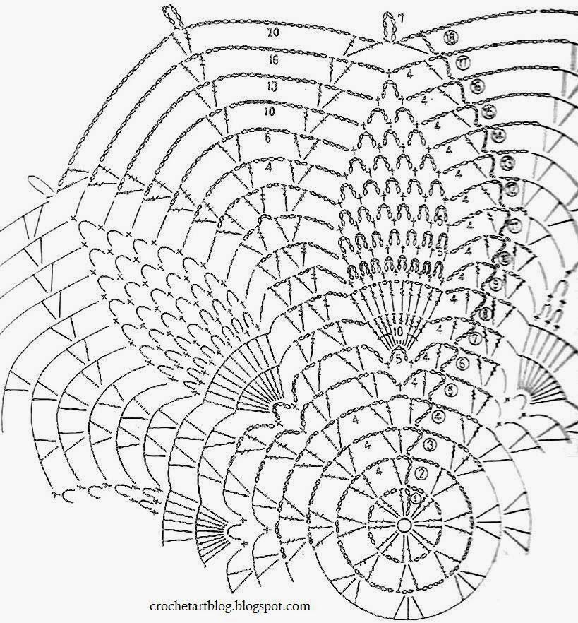 square doily crochet pattern - Google\'da Ara | dantel | Pinterest ...