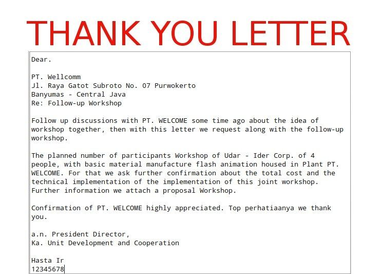 Sample Thank You Letter Appreciation Note Boss Free Word Excel Pdf Format  Download  Thank You Letter To Boss