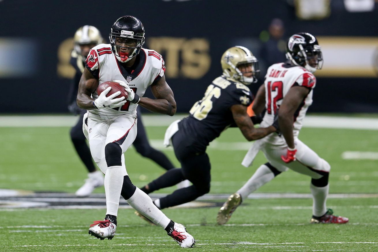 Falcons Vs Saints How The Game Will Be Won Or Lost Nfl News Nfl Update Nfl Nfl Slash Julio Jones Win Or Lose Postseason