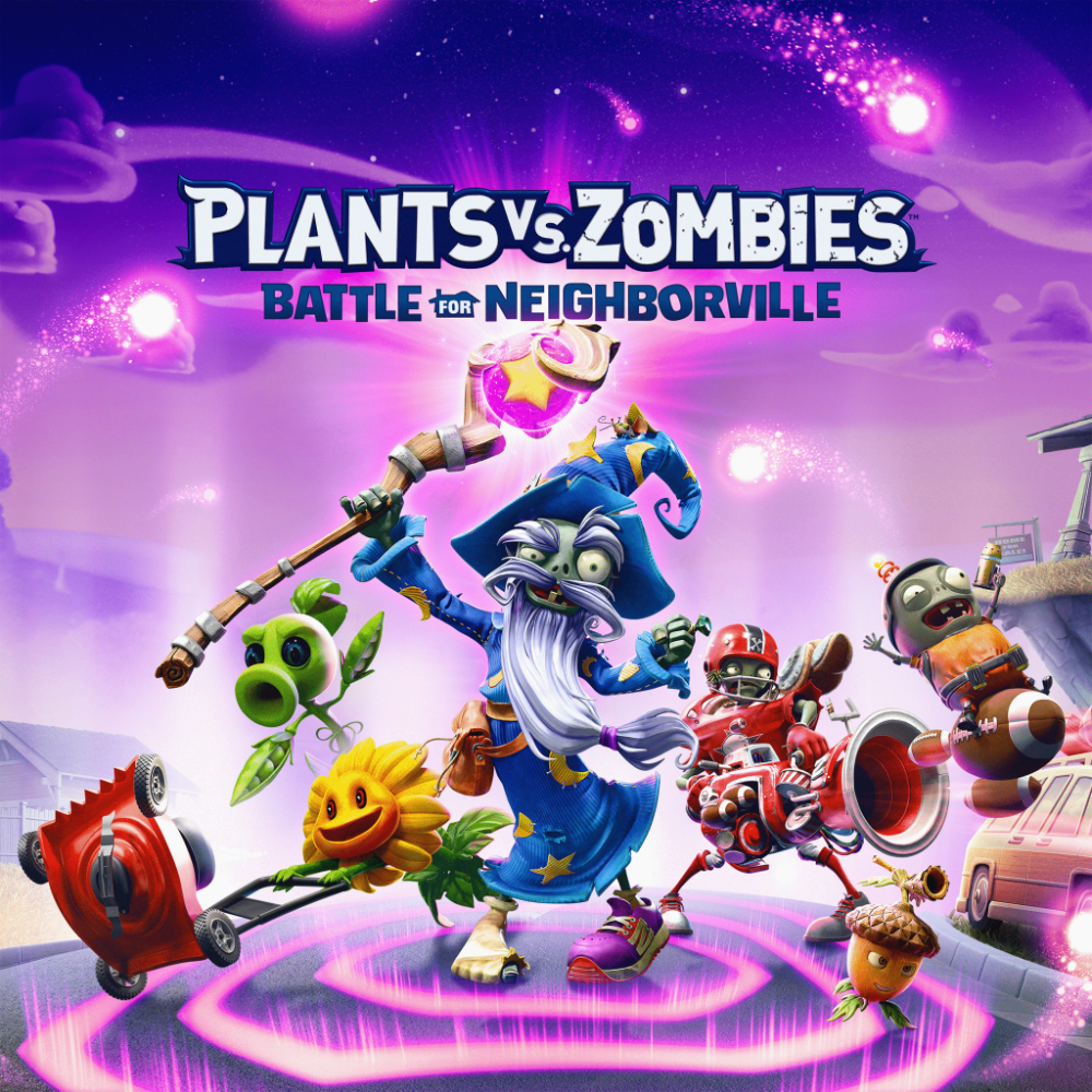 Plants Vs Zombies Battle For Neighborville Deluxe Edition On Ps4 Official Playstation Store Us Plants Vs Zombies Zombie Plants