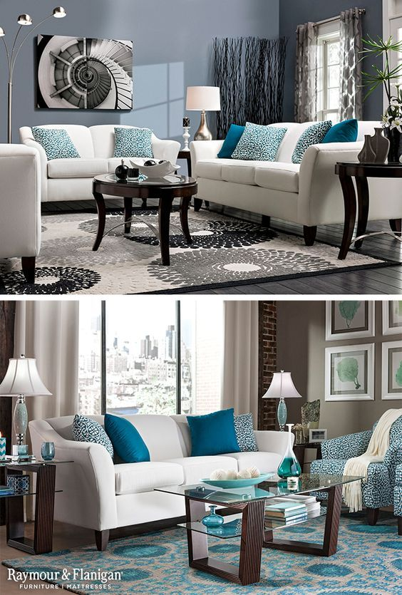 However Once You Lay Eyes On The Breeze Blue Accent Chair And Ottoman Ll Instantly Be Reminded Of Coastal Views