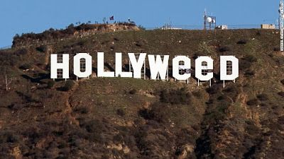 Welcome to Emmanuel Donkor's Blog: 'Hollywood' sign changed to 'Hollyweed' in new yea...