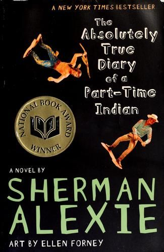 the absolutely true diary of a part time indian sherman alexie - Google Search