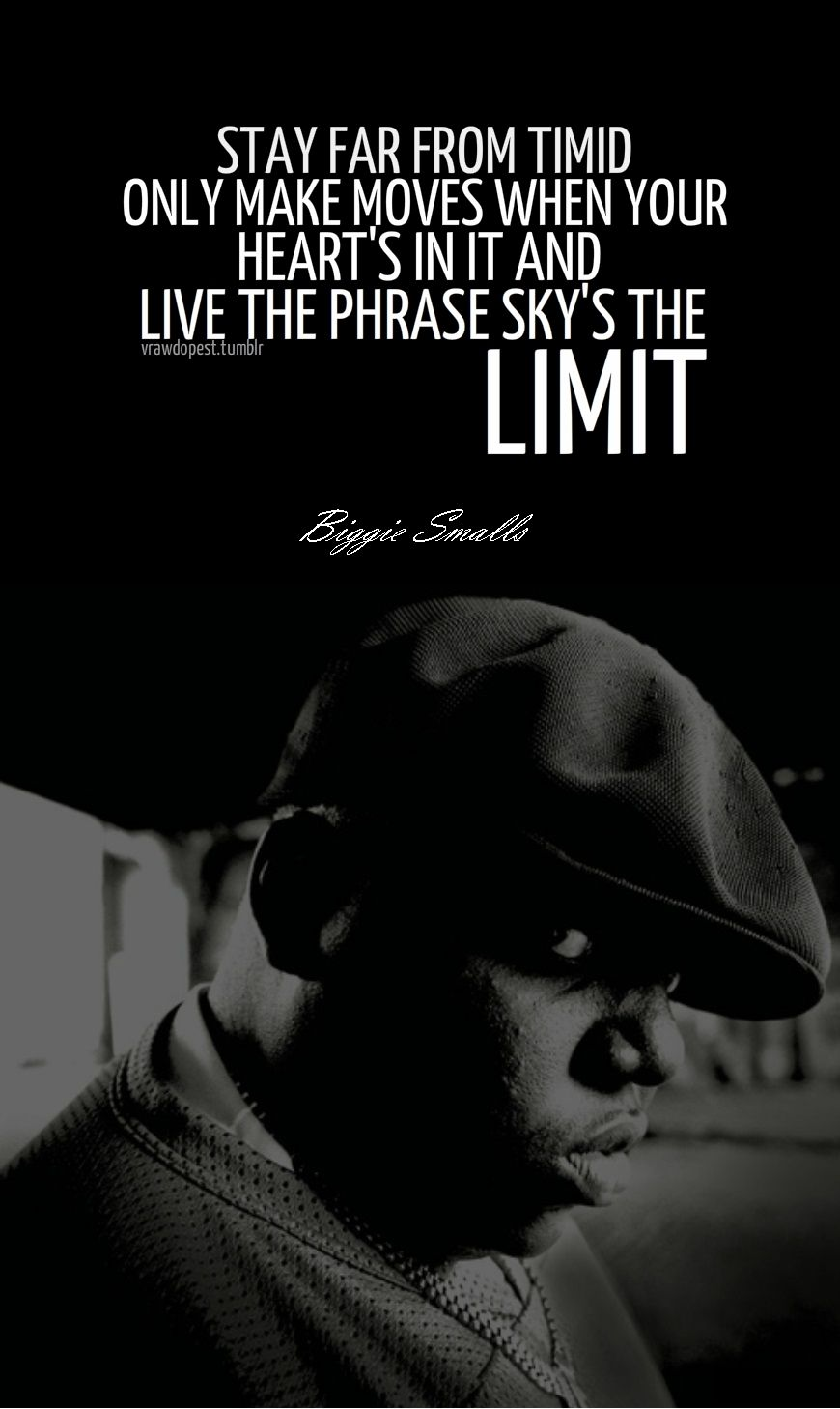 Skys The Limit Biggie Smalls Ke Moves When Your Hearts In