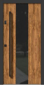 Wood front doors VETRO, model overview- Holz Haustüren VETRO …