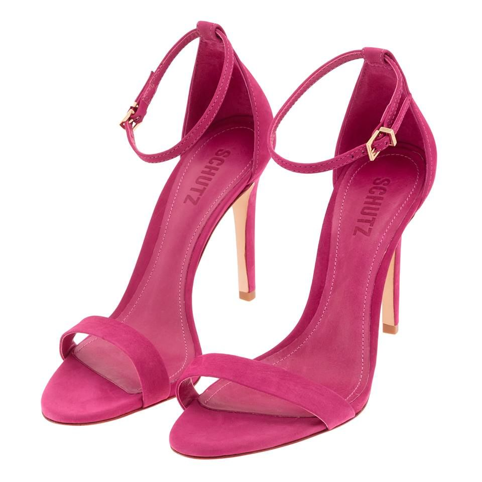 1d23ff38e Sandália Vinil Nobuck Black Transparente Schutz em 2019 | Schutz na  Vintedoisk | Sandals, Heels e Me too shoes