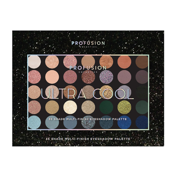 Profusion Ultra Cool Palette Eyeshadow, Eyeshadow