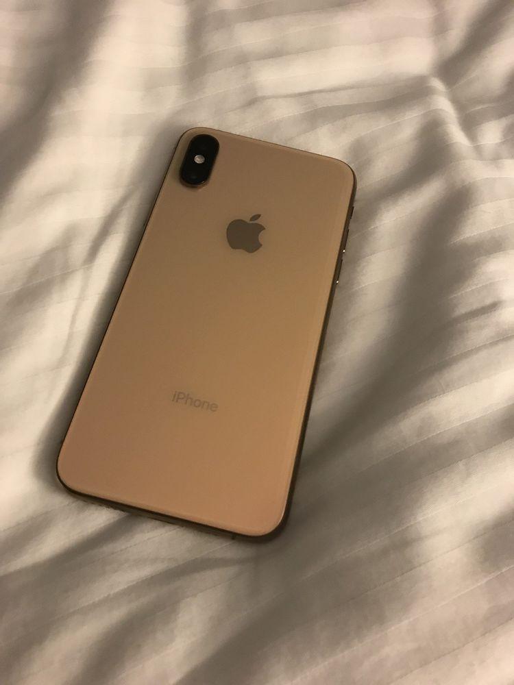 Apple Iphone Xs 256gb Gold Xfinity A1920 Cdma Gsm Iphone Xs Iphonexs Apple Iphone Accessories Apple Smartphone Apple Iphone
