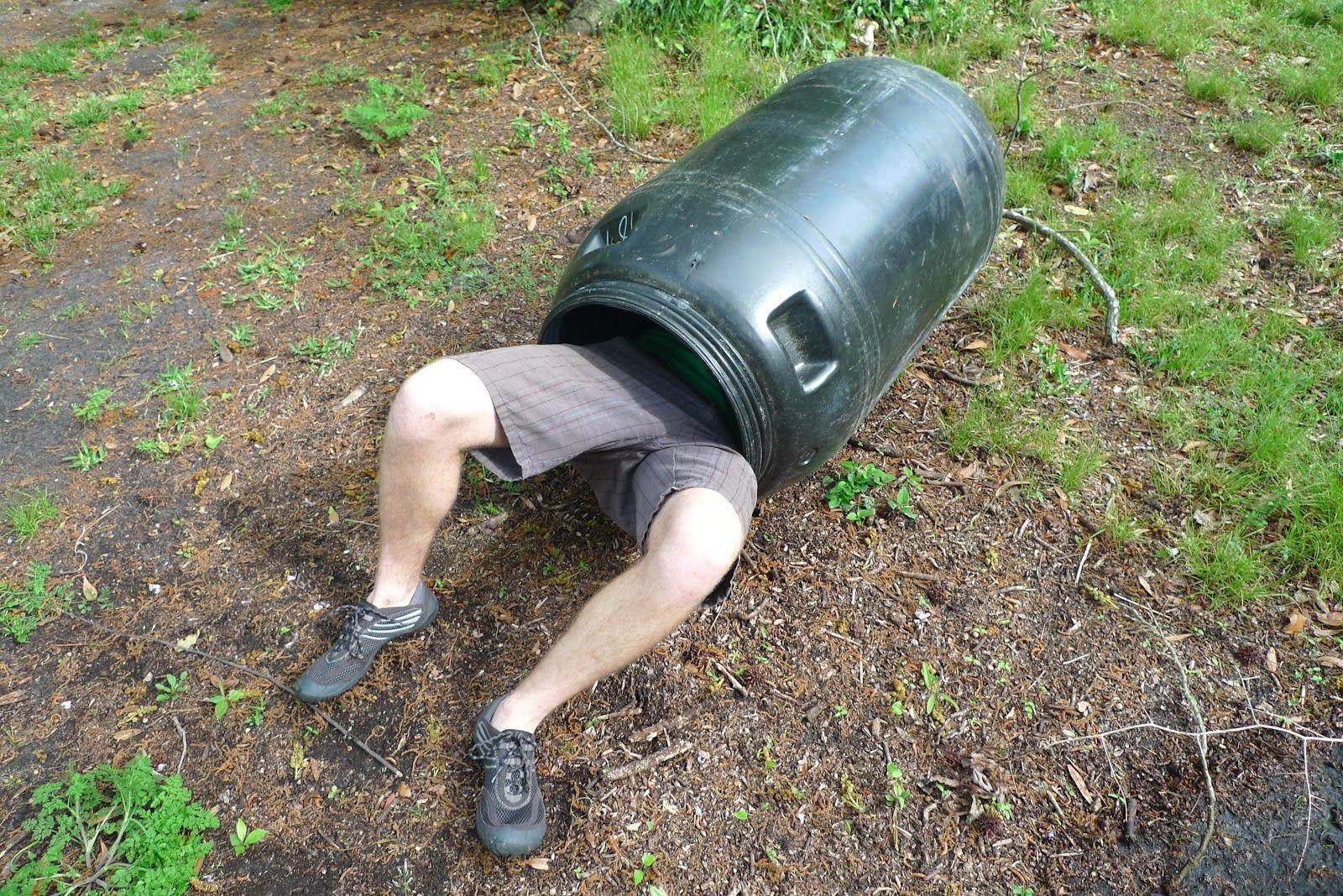 Rain barrels collection for gardening   Rain barrel, Rain ...