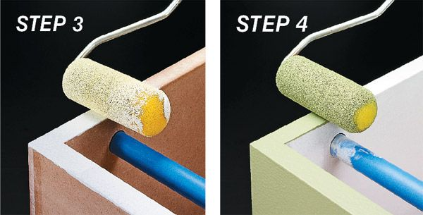 Sealing Mdf Edges