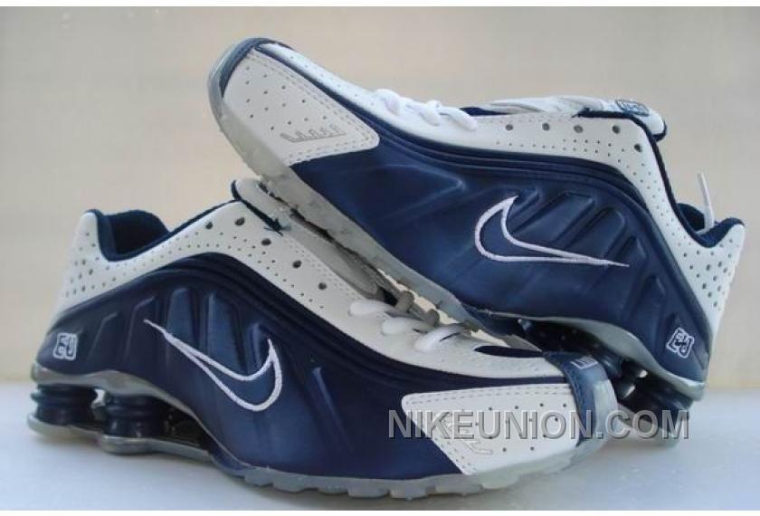 305c250956c9e5 http   www.nikeunion.com nike-shox-r4-ordinary-dark-blue-white-new ...