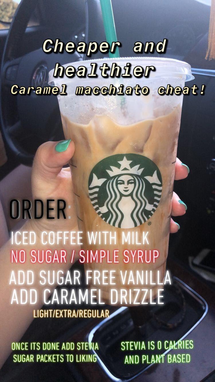 Starbucks Healthier Cheats Healthy Starbucks Low Carb Starbucks Drinks Healthy Starbucks Drinks