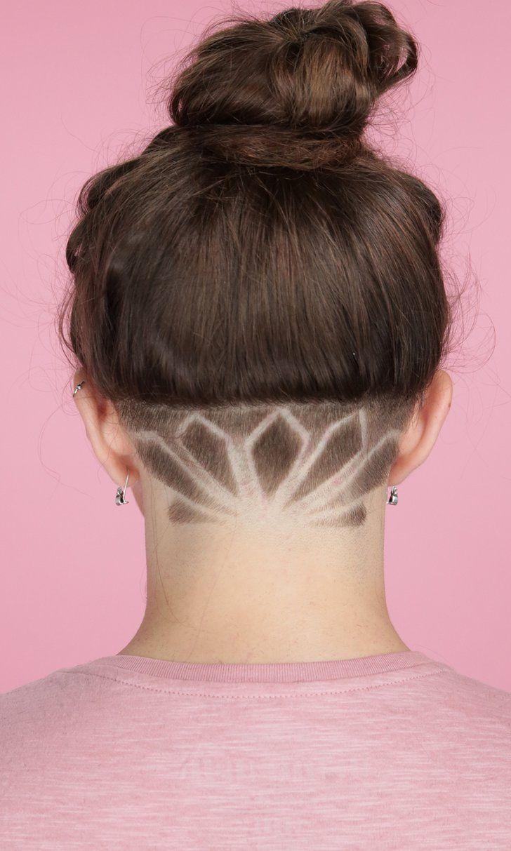 Undercut Tattoo Video Beauty Secrets Undercut Hairstyles