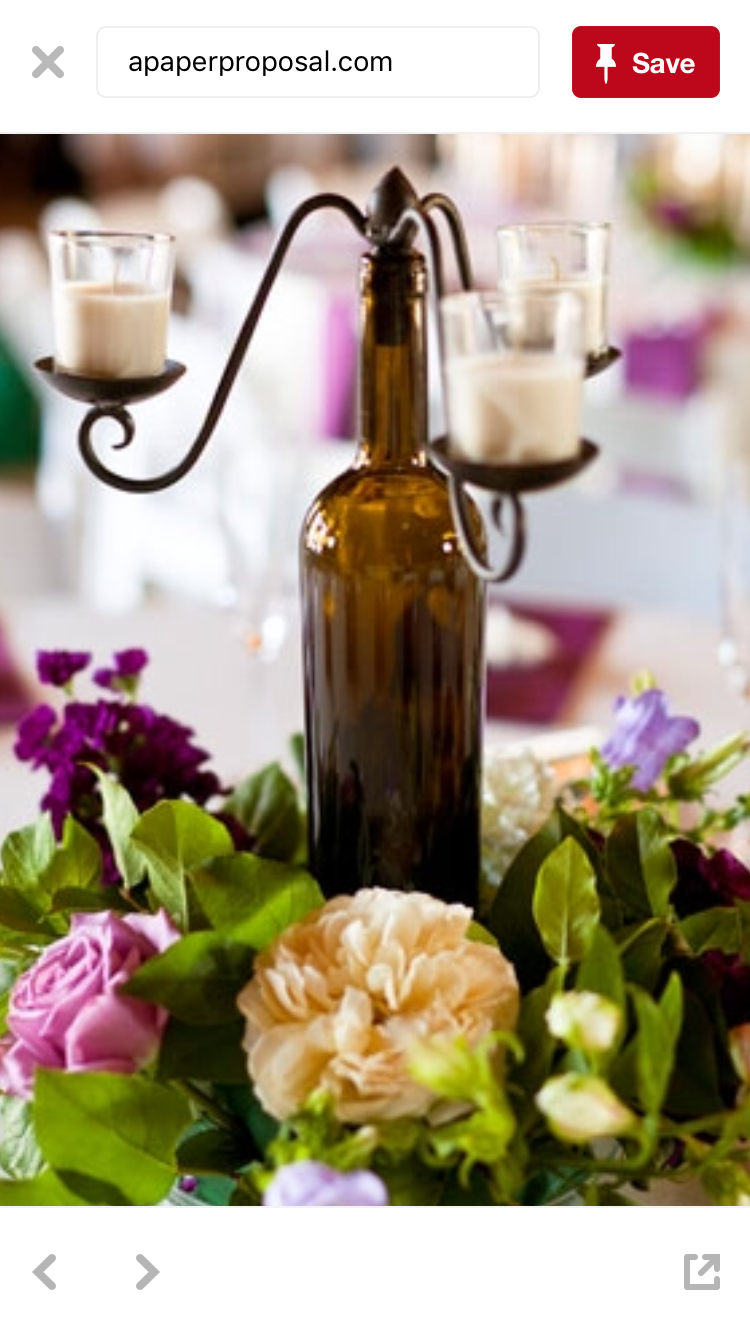 Whiskyflasche, Weinflaschen, Kerzenhalter, Mittelstücke, Gläser,  Kronleuchter, Glaskunst, Kerzen, Windlicht