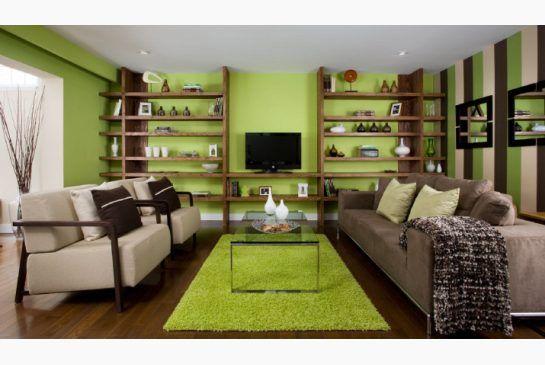 Https://www.google.pl/search?qu003dgreen Living Room   Interiors In Green/  Zielony We Wnętrzach   Pinterest   Green Colors, Green Living Rooms And To  Look