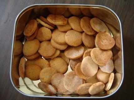 Recette , Délicieux petits biscuits au thermomix , par Isabelle H. recette  super facile testée et approuvée