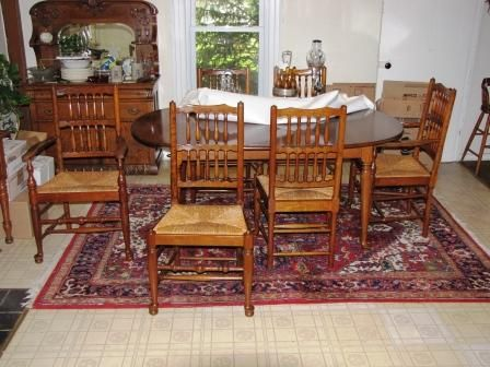 Great Stickley Old Mansion Finish Cherry Chairs | For My Home | Pinterest |  Cherries, Mansions And Old Mansions