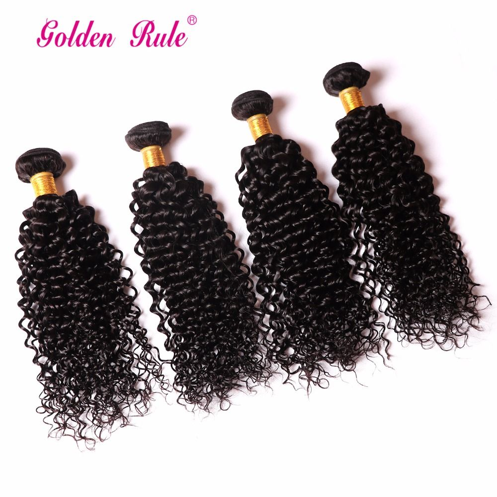 Malaysian virgin hair 2pcslot,Grade 6A, Malaysian kinky curly human hair 100% unprocessed hair weaves ombrenatural color