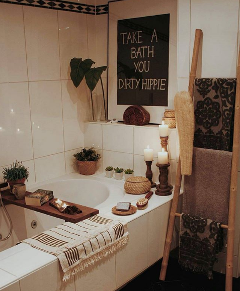 Cozy Haute Hippie By Fagerhoi Hjemmet Bathroom