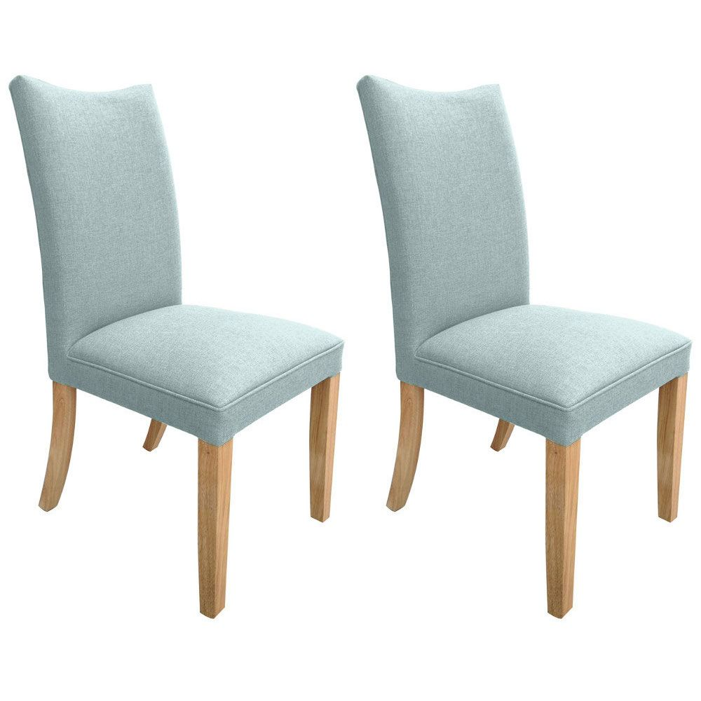 Cool Duck Egg Blue Dining Table Upholstered Fabric Chairs Cjindustries Chair Design For Home Cjindustriesco