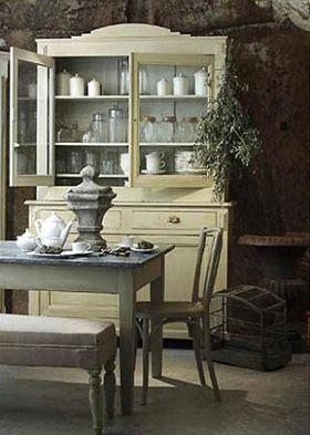 Vaisselier peint vaisseliers pinterest vaisselier peint vaisselier et - Pinterest meubles peints ...