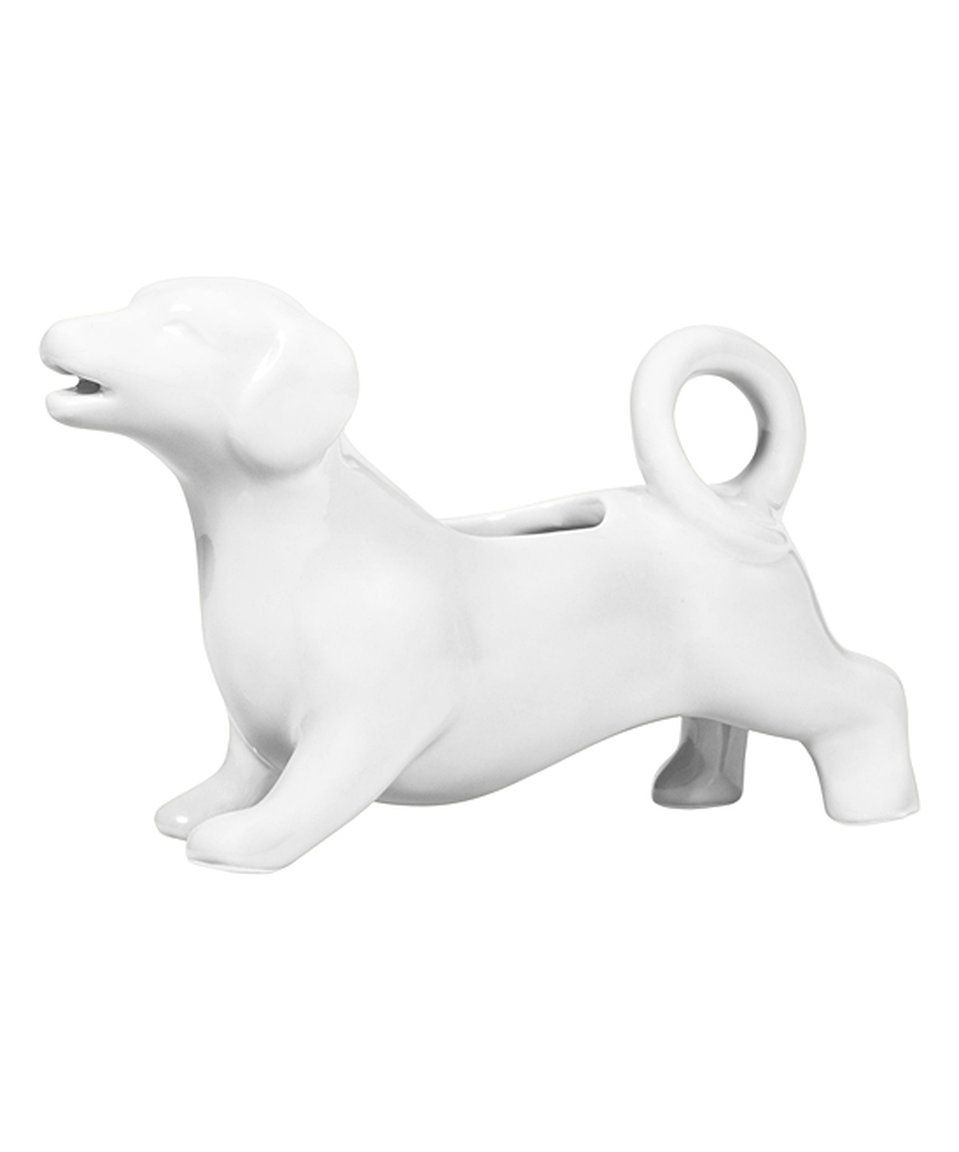 Take A Look At This White Dachshund Creamer Today Dachshund