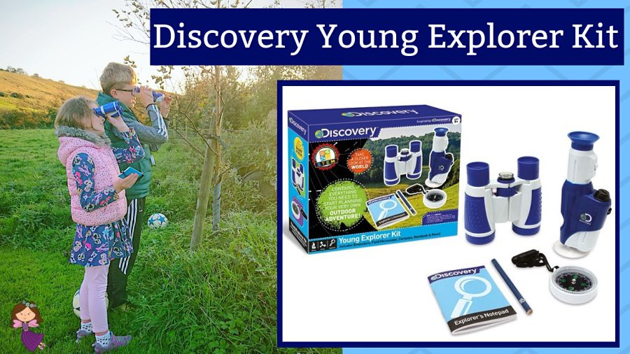 New Video Discovery Young Explorer Kit Giveaway