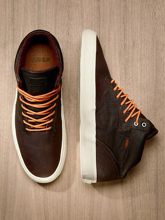 7df8e67210e3 Vans OTW Piercy - these can look comfy classic with well-fitted jeans (not  skinny just nicely cut)