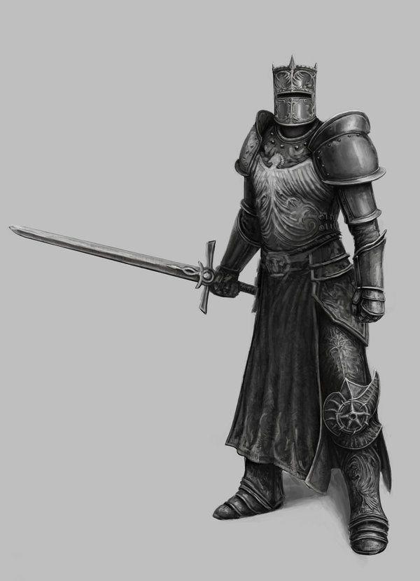 Black Knight By Shawcj On Deviantart Knight Blackest Knight Fantasy Armor