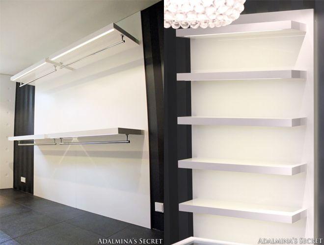 Walk in Closet - Adalmina's Secret - Divaaniblogit