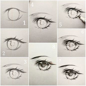 3 358 Curtidas 24 Comentarios Ivy S Diary Ivyesre No Instagram Anime Eye Drawing Tutorial Step By Step Th Yeux Dessin Dessin De Visage Dessin Visage