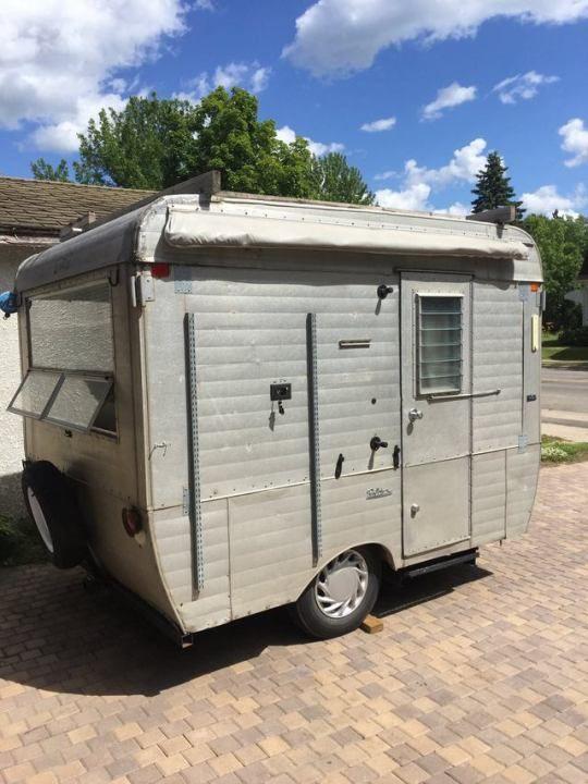 1968 rolite vintage trailer exterior pinterest caravane vintage caravane and v hicule. Black Bedroom Furniture Sets. Home Design Ideas