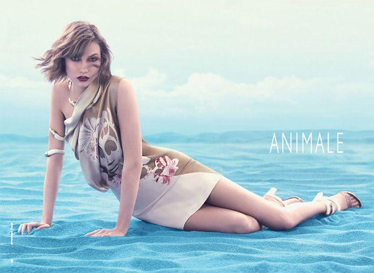 Karlie Kloss for Animale