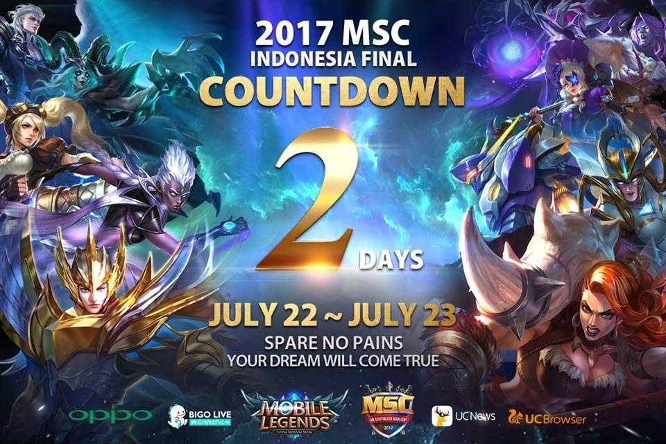 [New]2017 MSC Final Indonesia COUNTDOWN! News