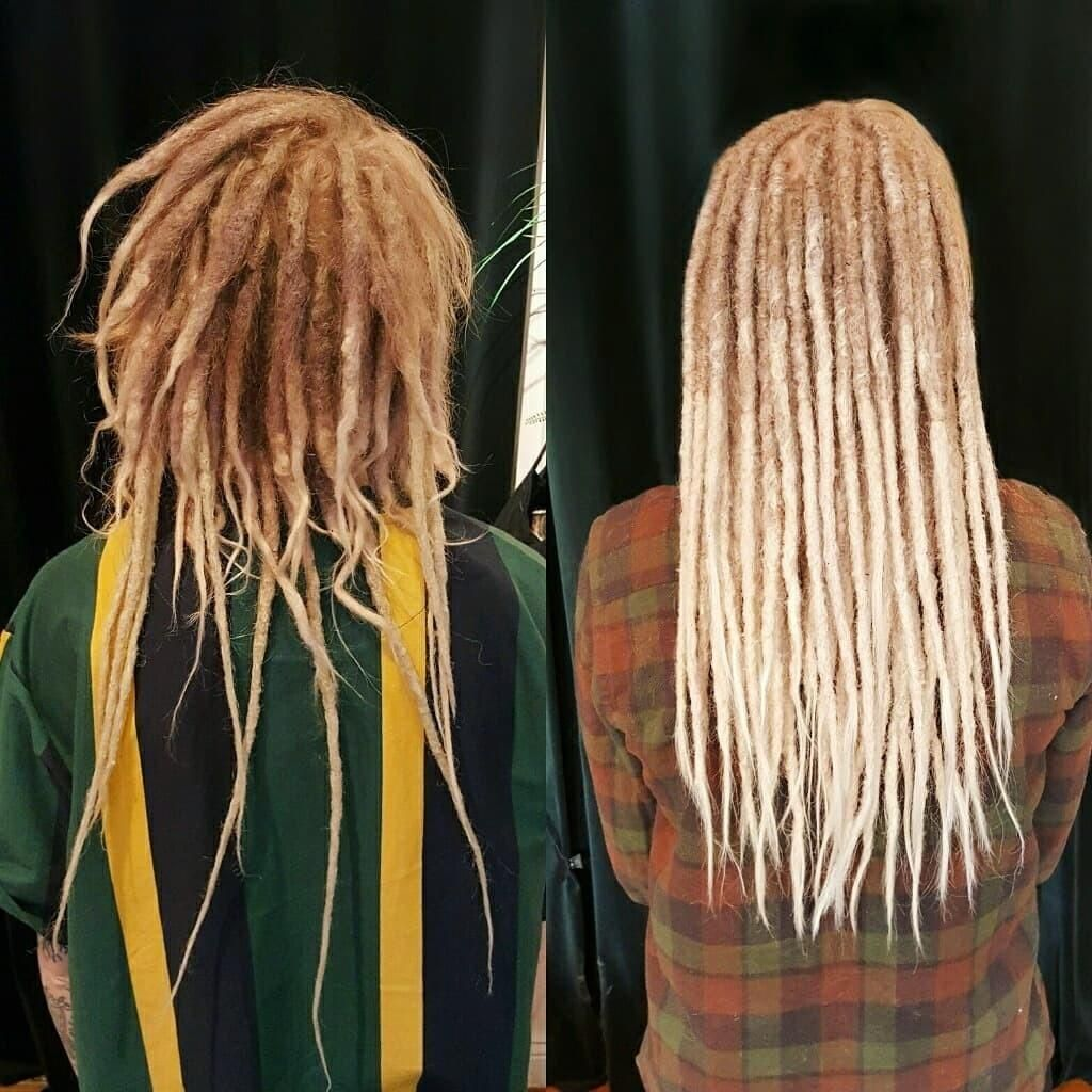 The Professional Loctician Online Course Learn How To Make Dreadlocks How To Make Dreadlocks Beautiful Dreadlocks Dread Hair Extensions