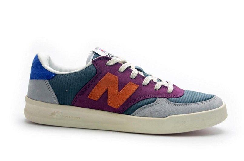 new balance 300 purple
