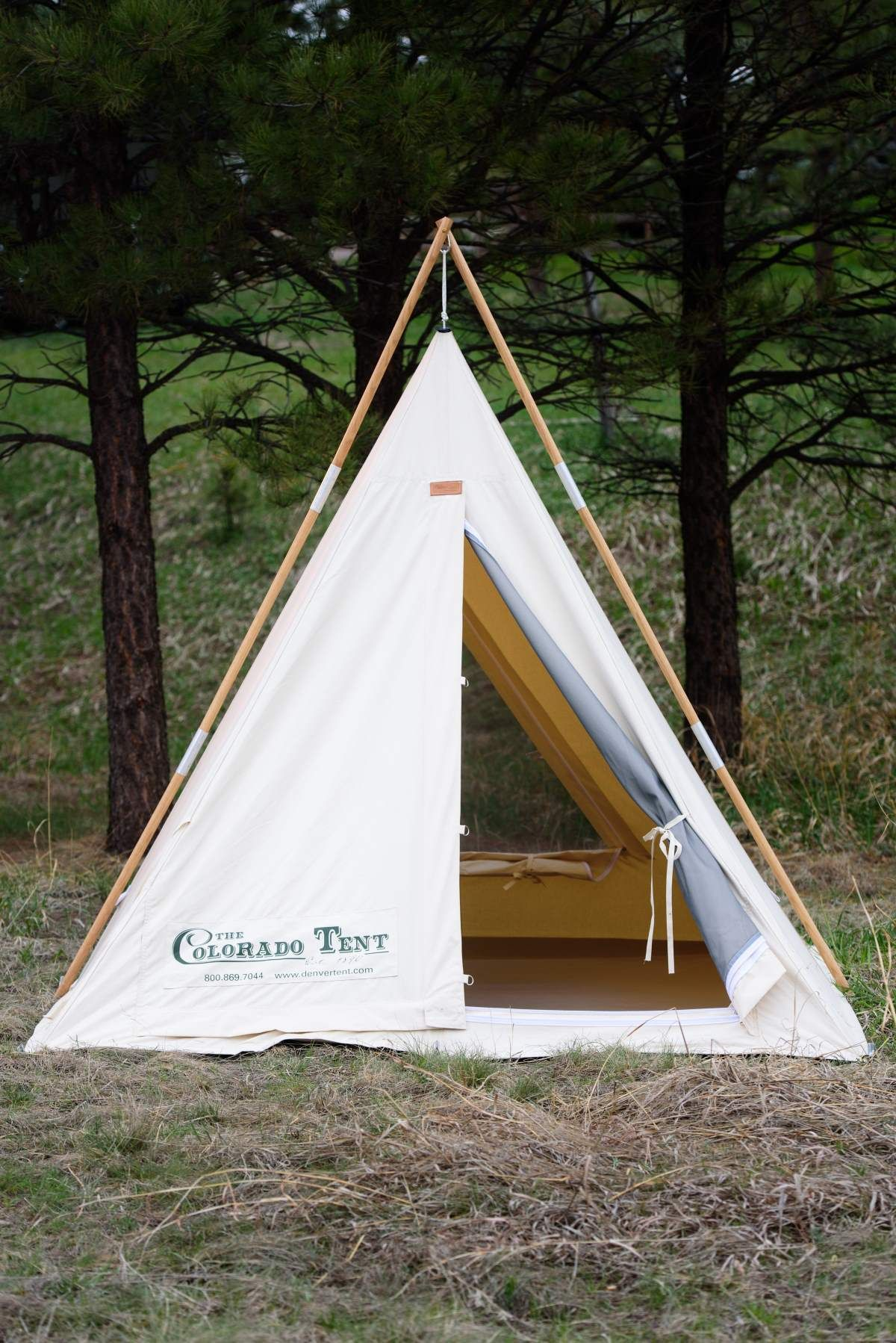 As seen in the 2015 September Issue of Popular Mechanics Magazine The Colorado Range Tent (Cowboy Tipi) has been in our catalog since Its proven design is ... & The Colorado Range Tent u2013 Denver Tent Company u2013 Event Sportsmen ...