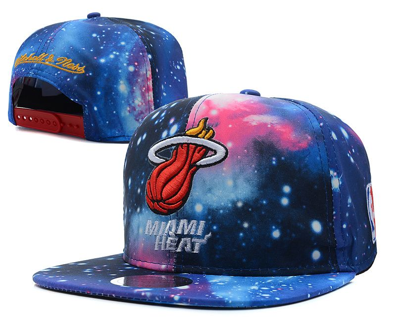 d509c73a458a5 NBA Miami Heat Snapback Hat (115)