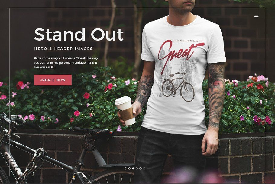 Download T Shirt Mockup Urban Edition