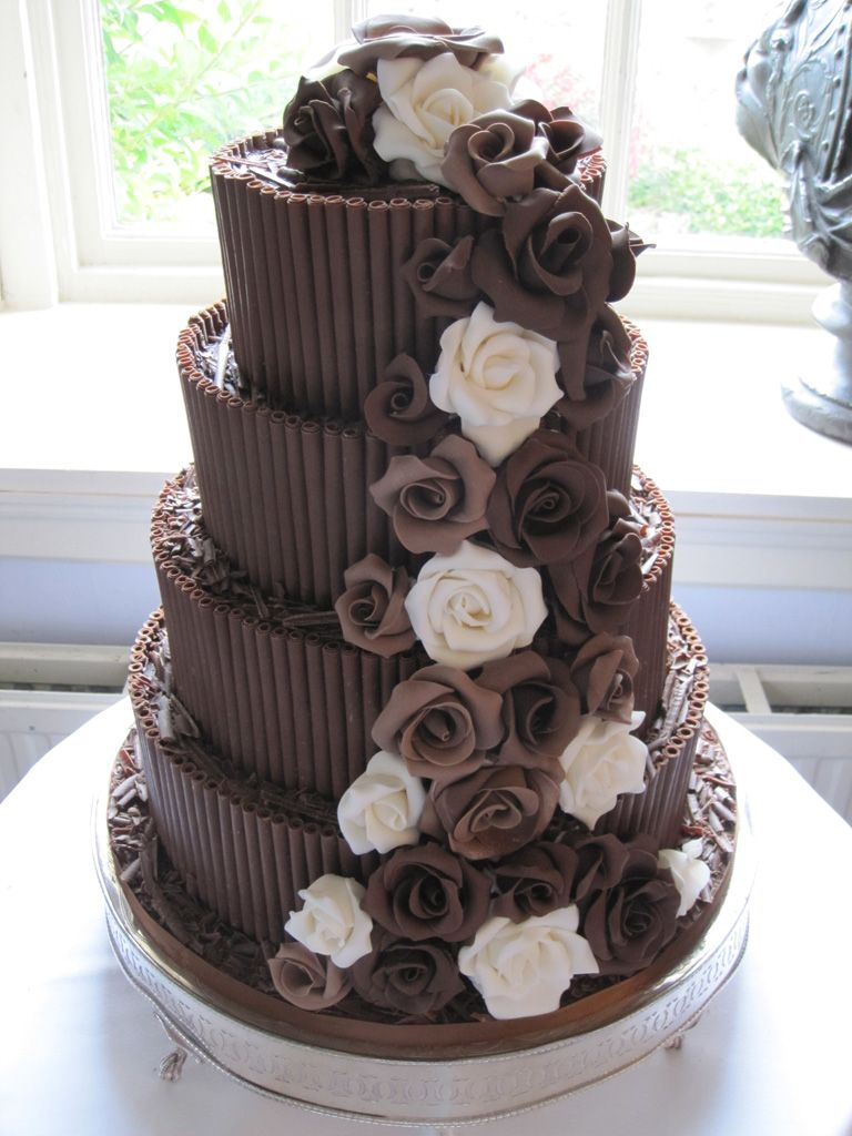 chocolate wedding cakes recipe chocolate cake designs search cakes 12797
