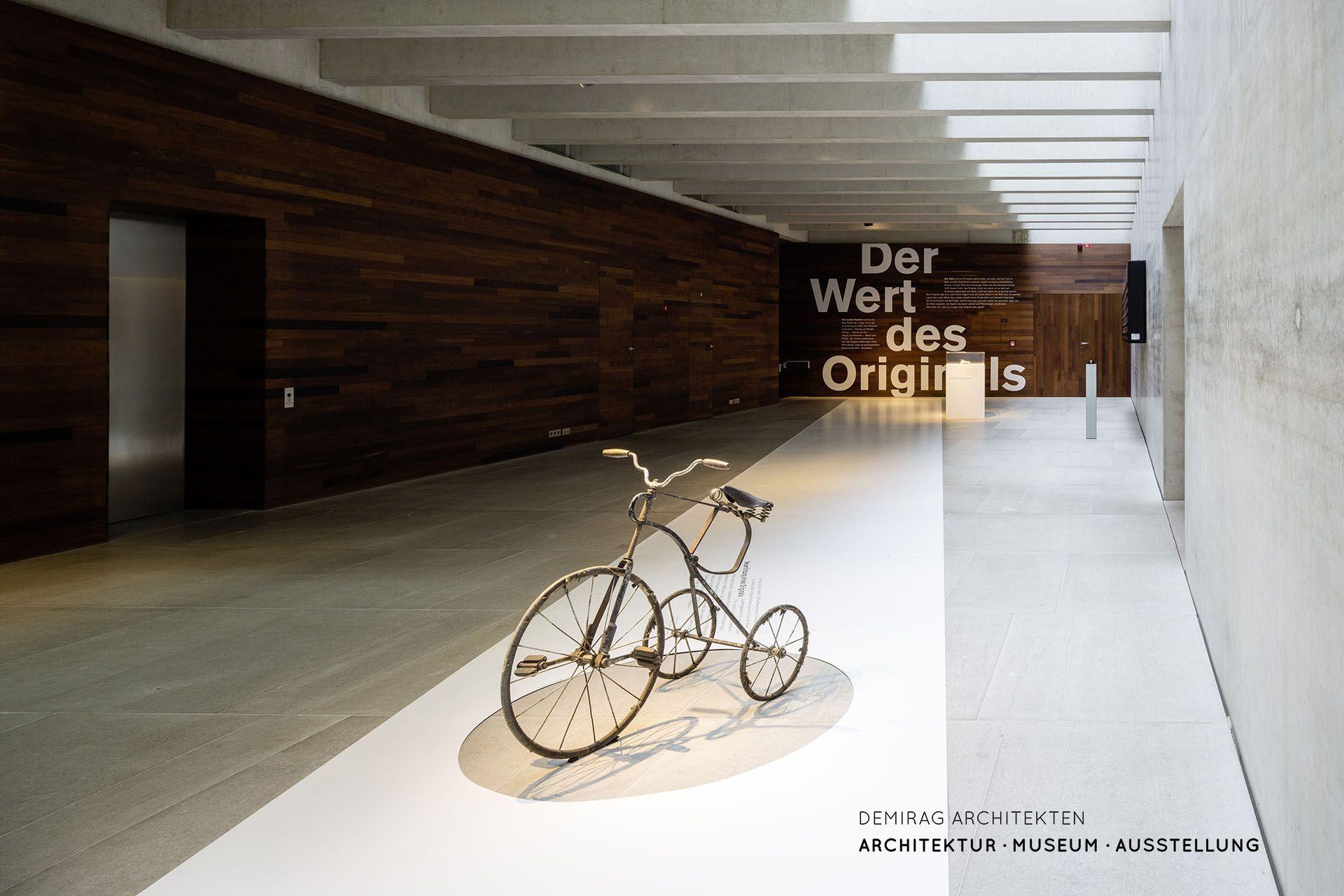 Exhibition Design Museum